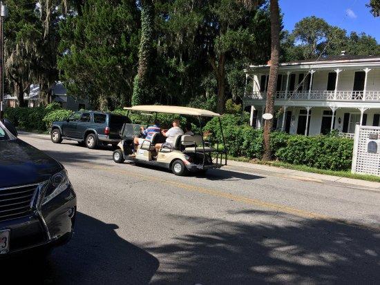 Bluffton, SC: Fun rides around town!