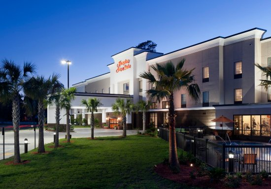 Hampton Inn & Suites Marksville