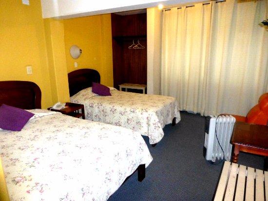 Hostal Helena Inn: Habitación Doble con baño privado