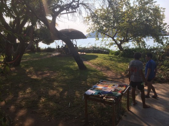 Cape Maclear Ecolodge and the beauty of the place!