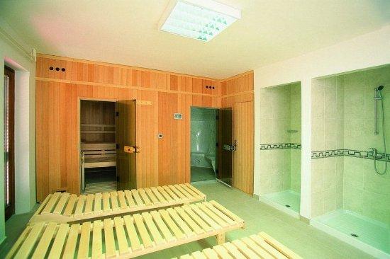 Hostin Hotel: sauna