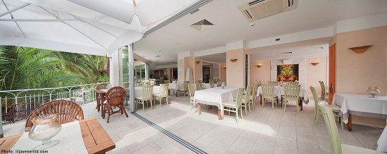 Hotel Podstine: Restaurant