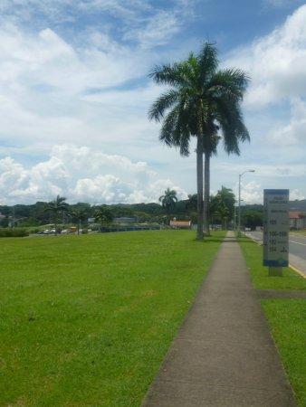 Holiday Inn Panama Canal: Zona de gran conectividad