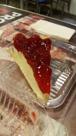 Cheese cake (demais!!!)