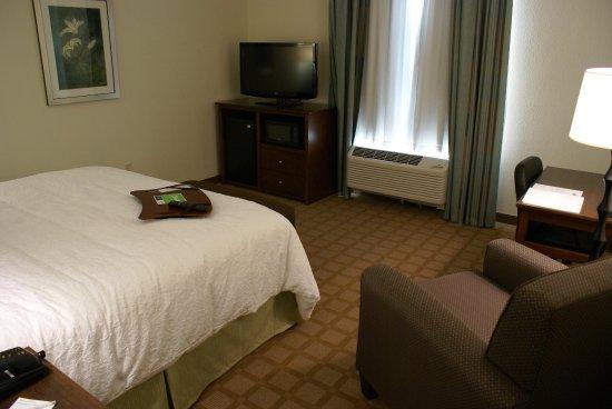 Center, تكساس: King Room