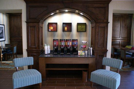 Center, تكساس: Coffee Station
