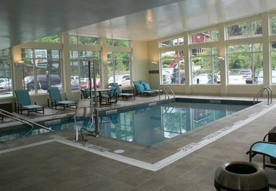 Monroeville, Pensilvanya: Indoor Pool