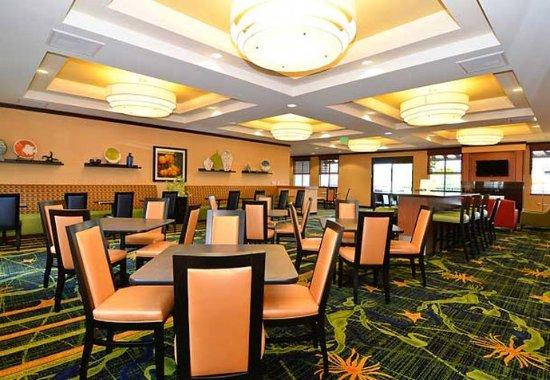 Capitola, Kalifornien: Breakfast Room