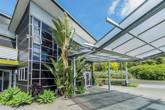 Whanganui, Neuseeland: External Reception Area