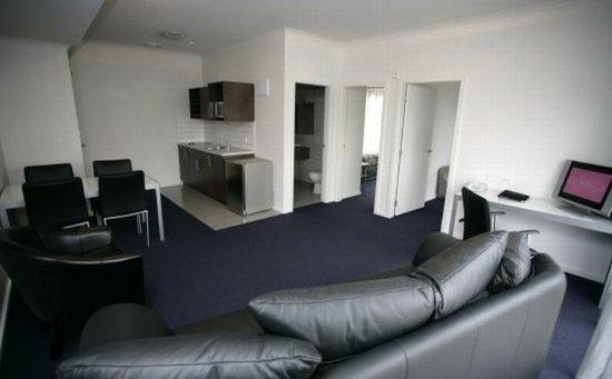 Porirua, Yeni Zelanda: 2 BEDROOM SUITE