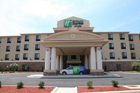 Μάντισον, Αλαμπάμα: Hotel Exterior