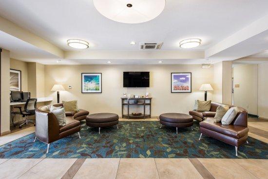 Lithia Springs, Τζόρτζια: Hotel Lobby