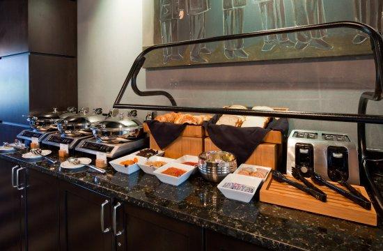 Breakfast Buffet Holiday Inn Eau Claire South