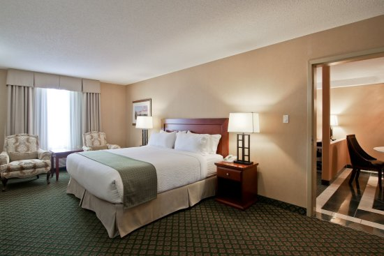 Sherwood Park, Kanada: Presidential Suite Bedroom