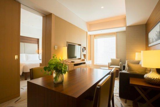 The Ritz-Carlton, Osaka: One Bedroom Superior Residence