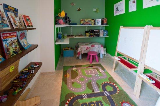 Угстгест, Нидерланды: Kid's Corner