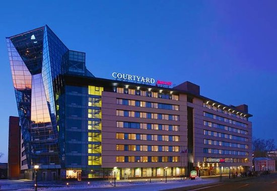Photo of Courtyard by Marriott Irkutsk City Center