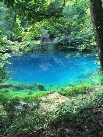 Blaubeuren, Tyskland: blautopf