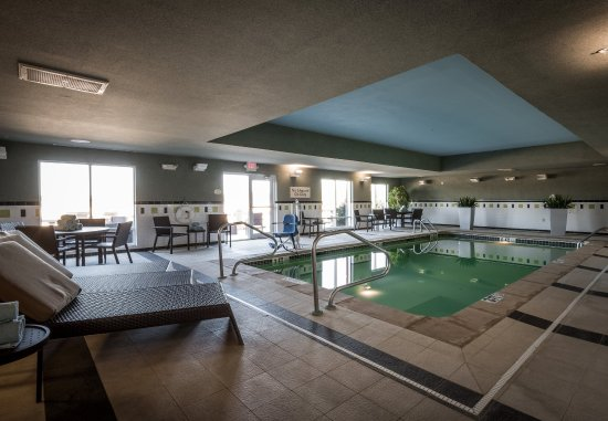 Saltillo, MS: Indoor Pool