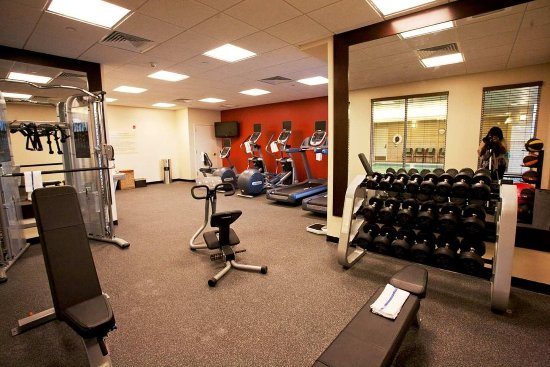 Devens, MA: Fitness Center