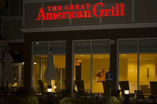 Devens, MA: Great American Grill