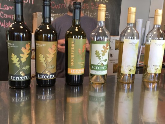 Santa Barbara Wine Lovers Tour: Fabulous tasting at Tercero Wines!