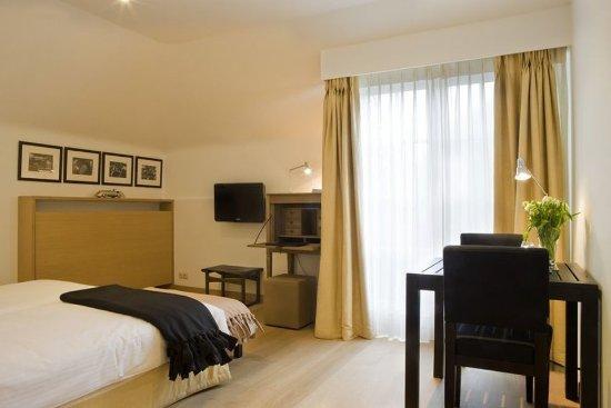 Sint-Martens-Latem, Belgien: Deluxe Room