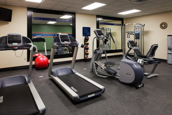 Middlebury, IN: Fitness Center