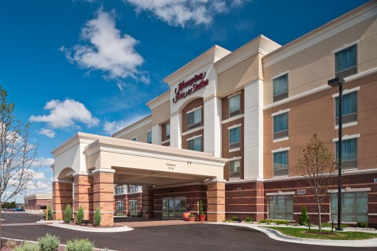 Saginaw, MI: Welcome to the Hampton Inn!