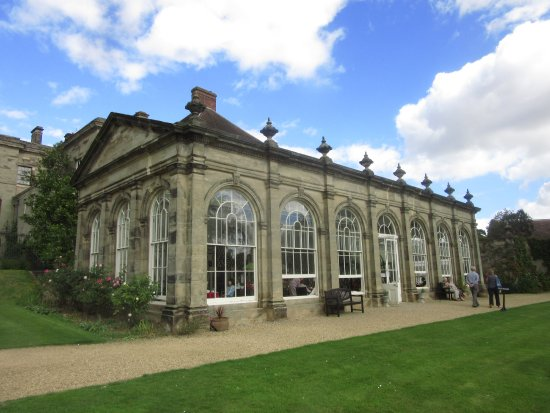 Kenilworth, UK: The Orangery