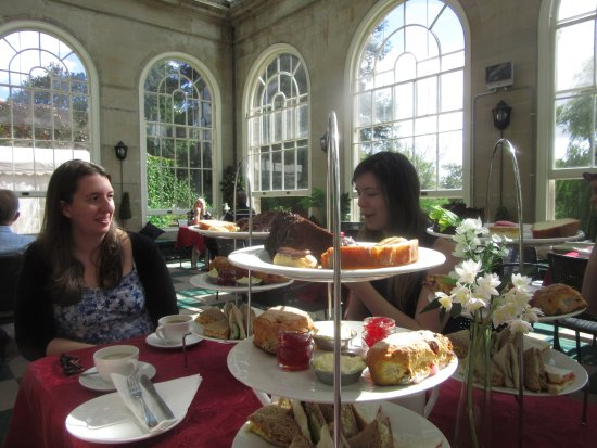 Kenilworth, UK: Afternoon tea