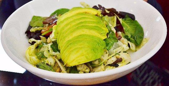 Эннис, Ирландия: Chicken salad