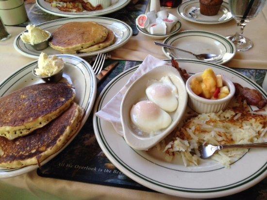 Three Rivers, Califórnia: Best breakfast