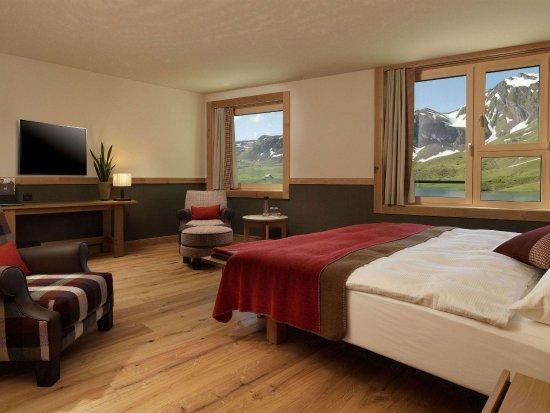 Melchsee-Frutt, Suíça: Double room superior (39sqm)