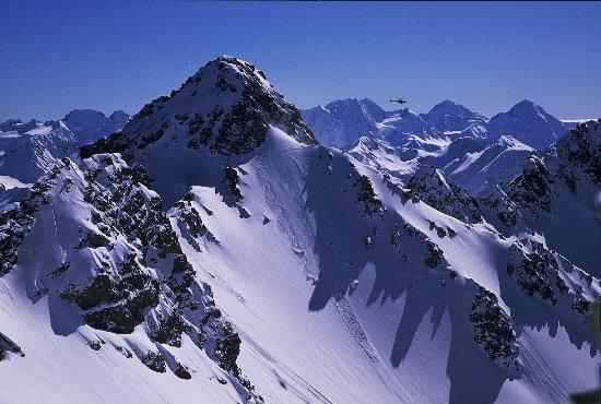 High Peak Heliski