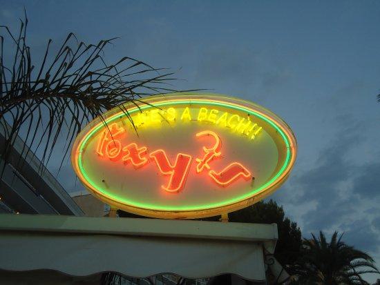Foxy's: restaurante