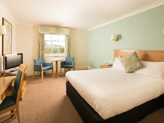 Upton St Leonards, UK: Guest Room