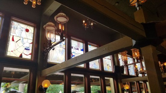 Bothell, WA: Window at Tavern on the Square