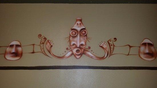 Bothell, WA: More Bathroom Art