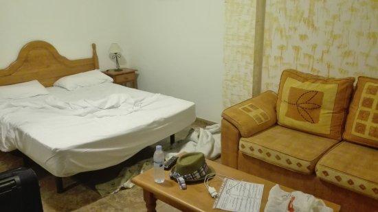 Ingenio, Spania: Letto e divano