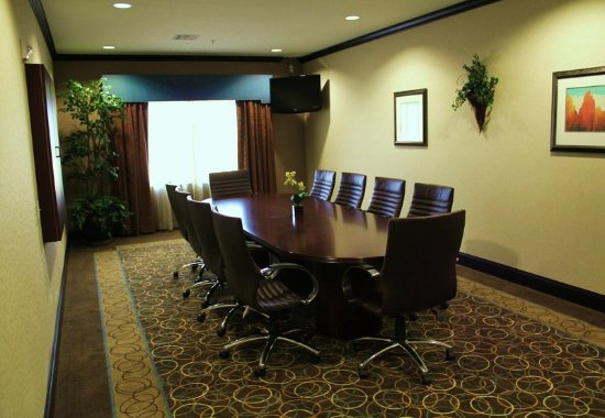 Woodway, TX: Boardroom
