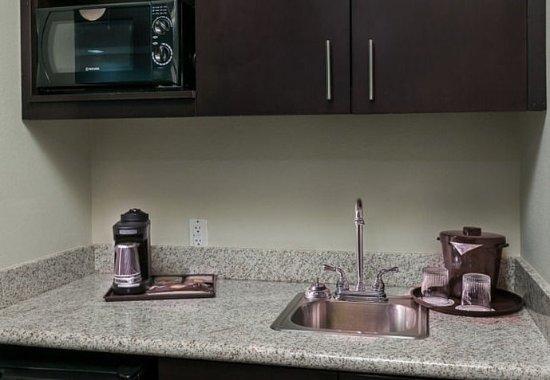วูดเวย์, เท็กซัส: Suite Kitchenette
