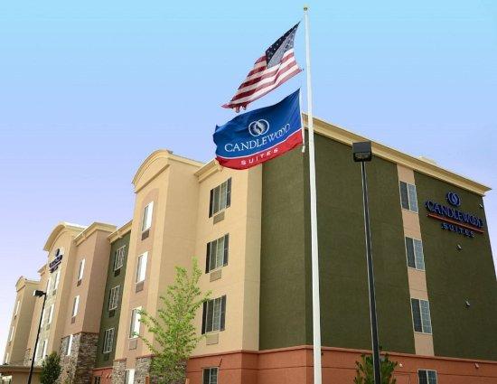 Brighton, Colorado: Denver - Brighton Hotel Exterior