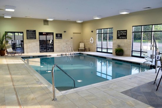 New Hartford, estado de Nueva York: Indoor Pool