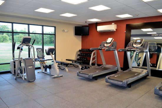 New Hartford, estado de Nueva York: Fitness Center