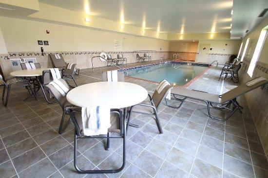 Κλίντον, Αϊόβα: Pool Seating Area