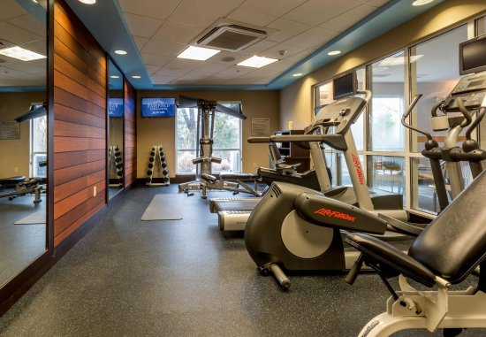Hope Hull, AL: Fitness Center
