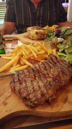 Best steak ever !!