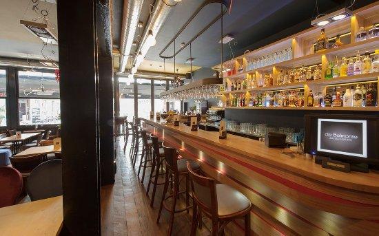 Hotel Saint-Gery: Bar/Lounge