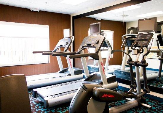 Hutchinson, Канзас: Fitness Center